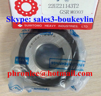 15UZE40987 Eccentric Bearing 15x40.5x14mm