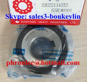35UZ41611-15 Eccentric Bearing 35x86x50mm