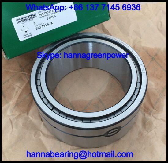 SL14906-A Triple Row Cylindrical Roller Bearing 30x47x30mm