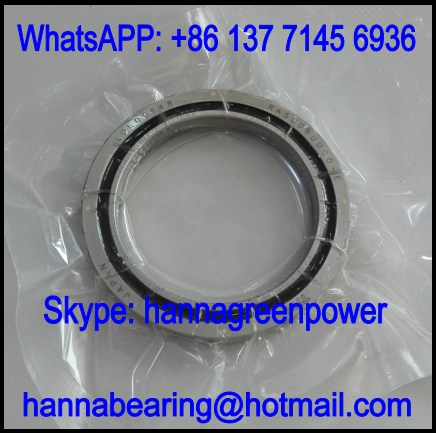 RA5008UUC0P5 Separable Outer Ring Crossed Roller Bearing 50x66x8mm