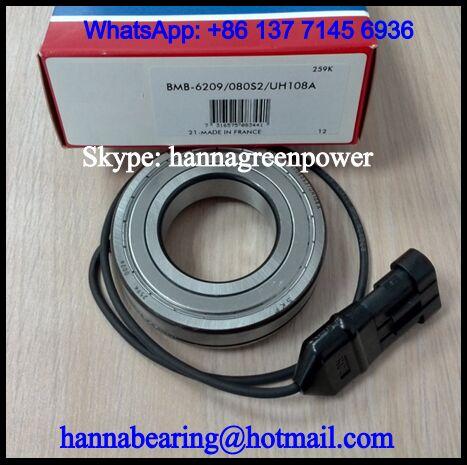 BMB-6209/080S2/EH108A Speed Sensor Bearing 45x85x25.2mm