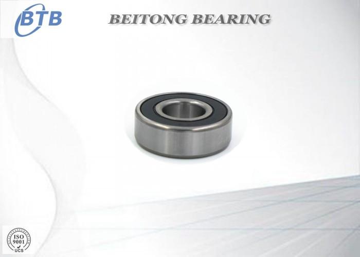 6204-RS Large Stock Chrome Steel Rear Wheel Hub Bearing For Machine Equipment