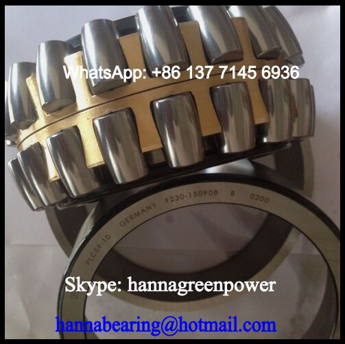 PLC58/6 Spherical Roller Bearing for Concrete Mixer Truck 100*150*62mm