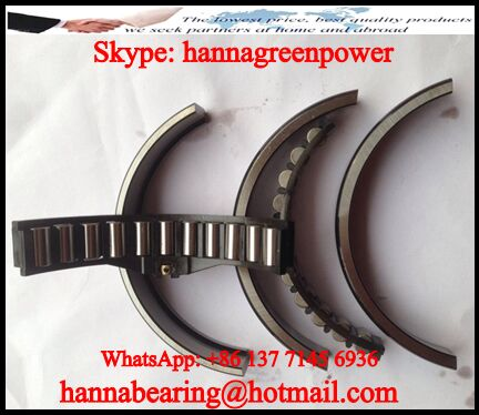 F-205156.6 Crescent Swing Bearing For Hydraulic Pump Width - 18mm