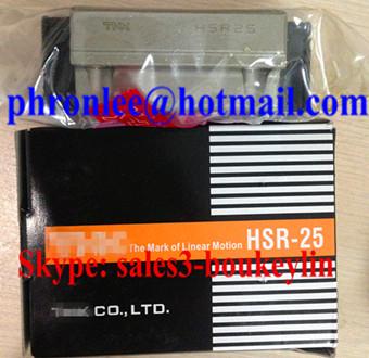 HSR25LA2UU Linear Block 36x70x102.2mm