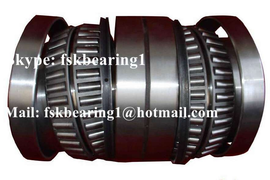Four Row 331503G/HA1 Tapered Roller Bearing 682.625x965.2x701.675mm