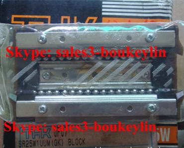 SR25W1UU Linear Block 33x48x83mm