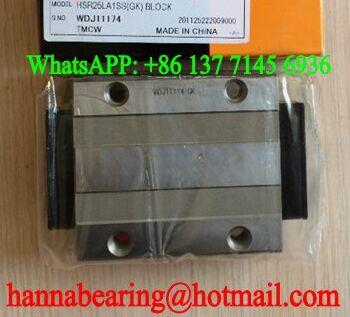 HSR25LA1UU(GK) Linear Guide Block 23x70x36mm
