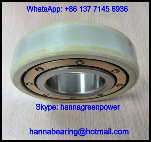 6320/C3HVL0241 Insocoat Bearing / Insulated Ball Bearing 100x215x47mm