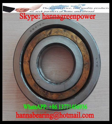 E66412A Angular Contact Ball Bearing 60x150x35mm