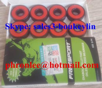 608-2Z Deep Groove Ball Bearing 8x22x7mm