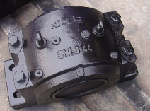 SNL 3144 split plummer block 200x454x600mm