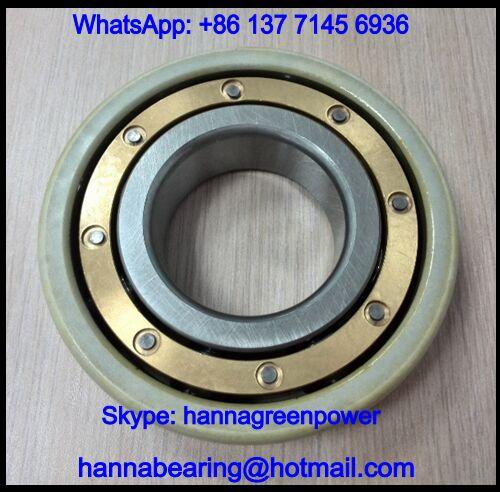 6220M/C4VA3091 Insocoat Bearing / Insulated Motor Bearing 100x180x34mm