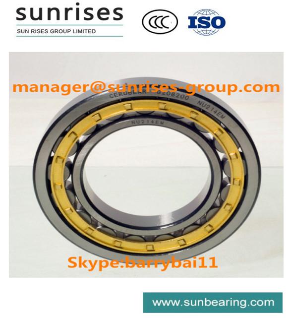 NU228E bearing 140x250x42mm