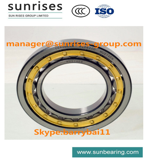 NUP228E bearing 140x250x42mm