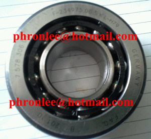 F-234976.4 Auto Differential Bearing 46x90x12.5/19.5mm