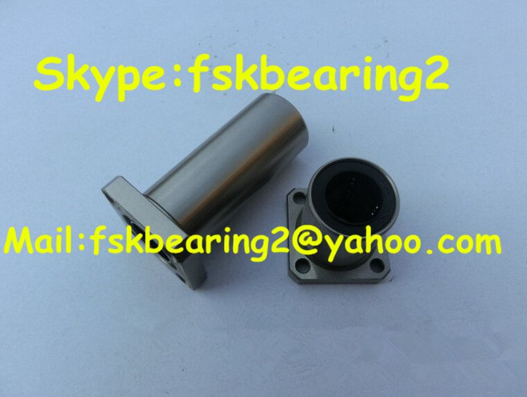 LMK6UU Flange Linear Bearings 6x12x19mm