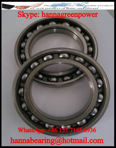 6922 Steel Cage Deep Groove Ball Bearing 110x150x20mm