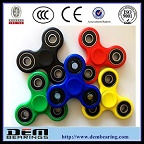 plastic Stress Relief Fidget Toy Hand Spinner 608 bearing