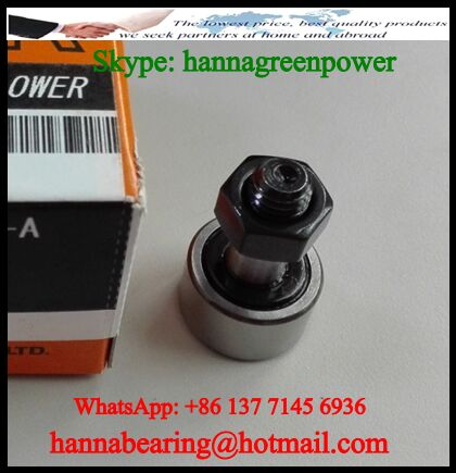 CFT10-1R Cam Follower Bearing 10x26x12mm
