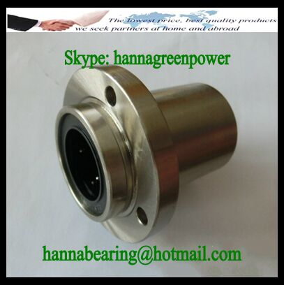 LMFP20 Flange Linear Ball Bearing 20x32x42mm