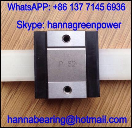 LWESC15C1S1 Linear Guide Block / Linear Way 34x41x24mm