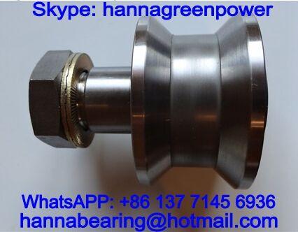 RKUR65 Eccentric Guide Roller Bearing 27x65x83mm