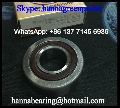 45TAC100CDDGSUHPN7C Ball Screw Support Ball Bearing 45x100x20mm