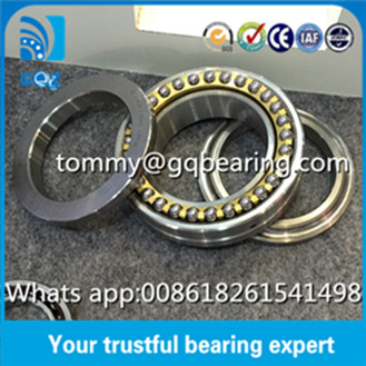 234456-M-SP Axial Angular Contact Ball Bearing