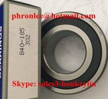 B40-185-2RS Deep Groove Ball Bearing 40x80x30mm