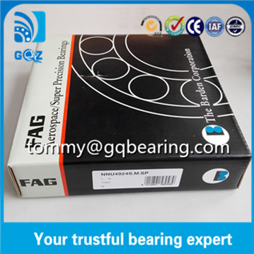 NNU4928-S-M-SP Double Row Cylindrial Roller Bearing 140x190x50mm
