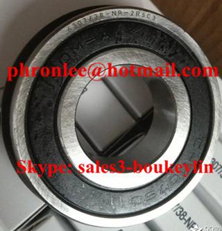 6307/38-2RS Deep Groove Ball Bearing 38x80x21mm