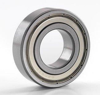 B602ZZ Deep groove ball bearings