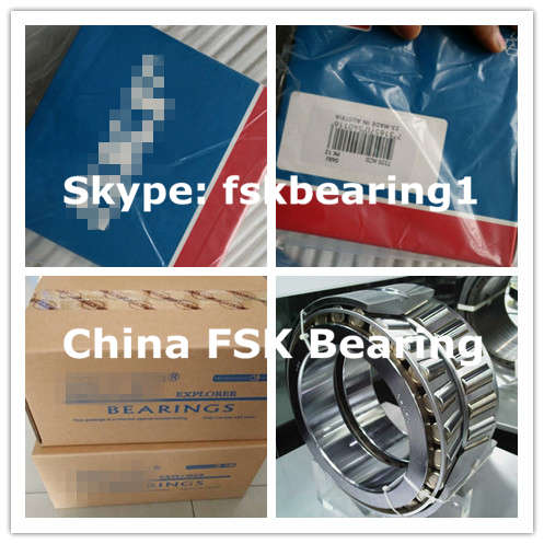 T7FC090+T7FC090 Double Row Taper Roller Bearing 95x180x45mm