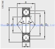 FAG QJ320-N2-MPA Bearings