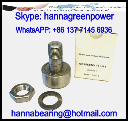 GC22EEMNX Guide Roller Bearing 10x22x36.7mm