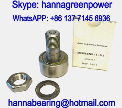 GCL80EEMNX Needle Cam Follower Bearing 30x80x100.5mm
