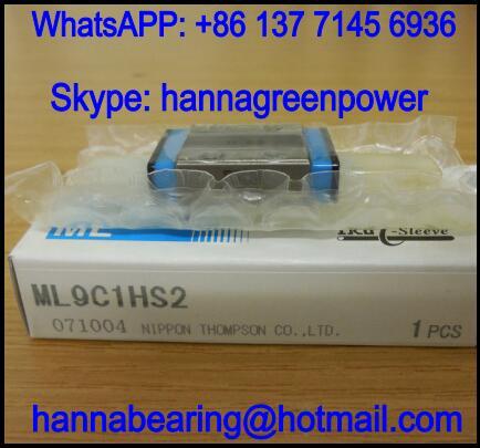MLC12B Linear Guide Block / C-Lube Linear Way 27x25x13mm