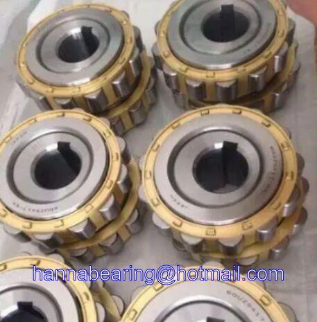 60UZS417-SX+17 Eccentric Bearing 60x113x62mm