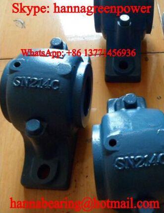 SN218 Split Plummer Block Housing 90x160x100mm