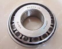 HR65KBE52X+L metallurgy tapered roller bearing 65*120*73mm