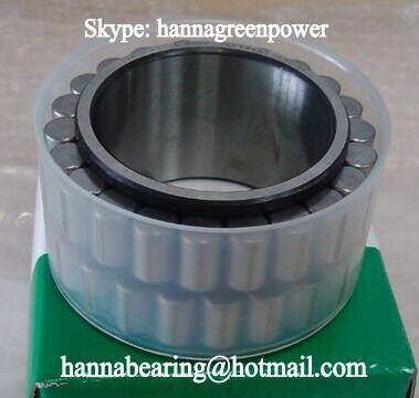 NKIA5907 Needle Roller Angular Contact Ball Bearing 35x55x27mm