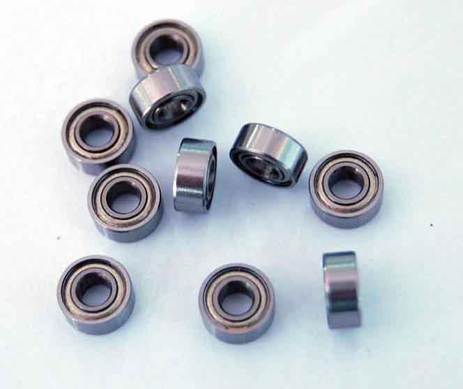 6204/CS carbon steel ball bearings