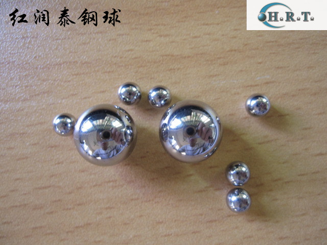 3.175mm 316/304 stainless steel balls G200