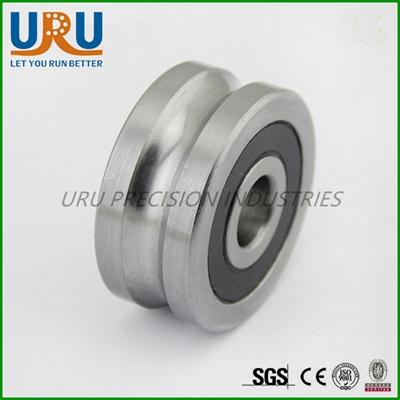 LFR5301-10NPP LFR5301-10-2RS Track Roller Gothic U Groove Bearing