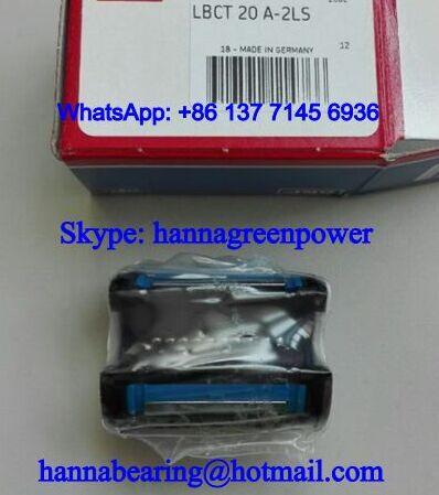 LBCT80A-2LS Linear Bushing Ball Bearing 80x120x165mm