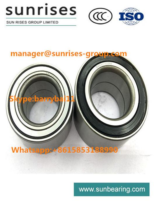 DAC38730040 bearing 38x73x40mm