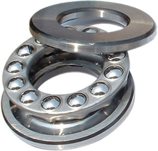 Thrust ball bearing 51134-MP 170x215x34 mm