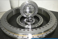 YRT50 CNC Rotary Table bearings (50*126*30mm)