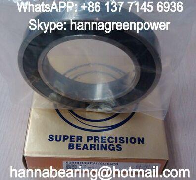 80BNR10S Angular Contact Ball Bearing 80x125x22mm